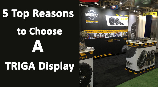 5 Top Reasons to Choose a TRIGA Display